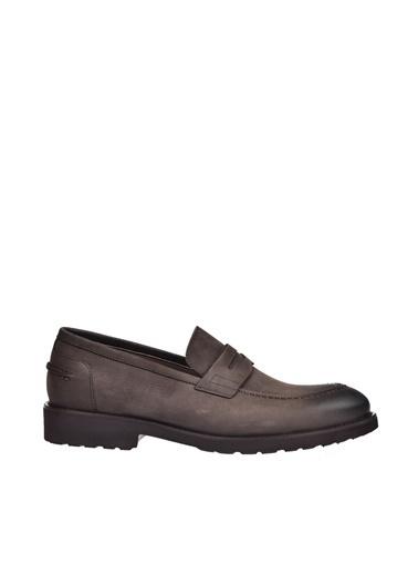 Dr.Flexer 122201 HakıkıDerıErkek Comfort Ayakkabı Nubuk Kahve Kahve